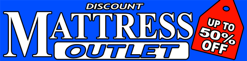 Discount Mattress Outlet Logo
